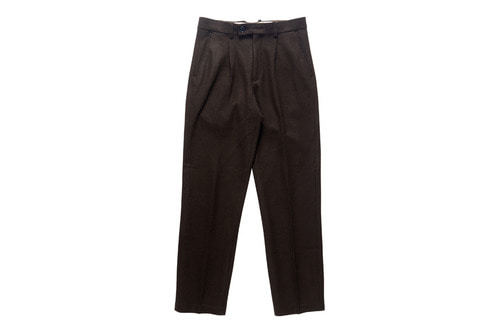 Wool Pants (Brown)